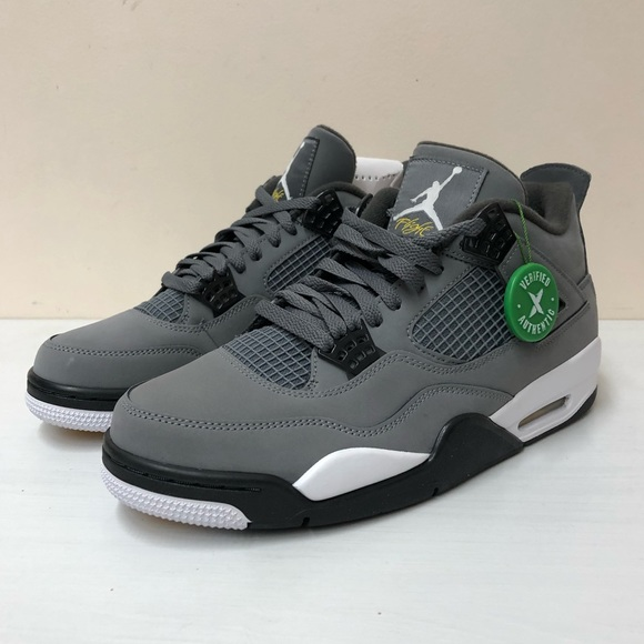 nike air jordan 4 cool grey
